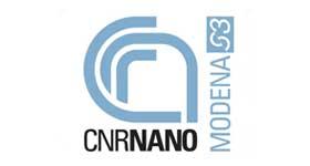 CNR NANO S3 logo